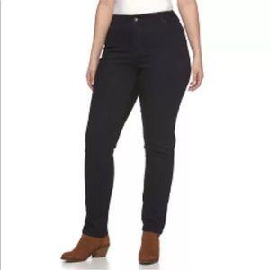 Sonoma jeans 24W short